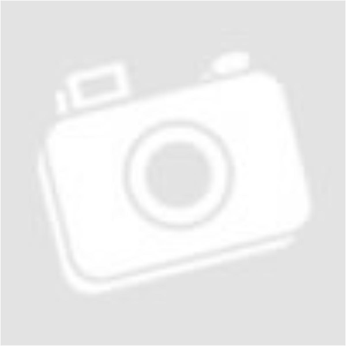 Kék virág mintás organikus pamutzsák intimkehelyhez